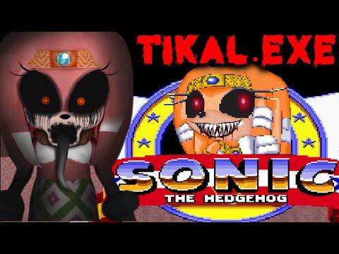 TIKAL.EXE - FASTEST BAD ENDING EVER?! (Sonic.exe 2020 Horror Game By Oldum77)