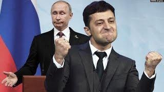 Владимир Путин в нервной гонке за Владимиром Зеленским