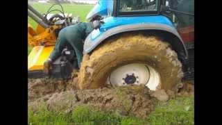 compilation accident de tracteur #2 +3bonus