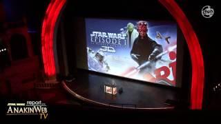 AnakinWeb TV : report #4 avant-première 3D au Grand Rex
