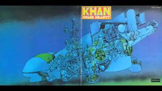 Khan Stranded Space Shanty 1972