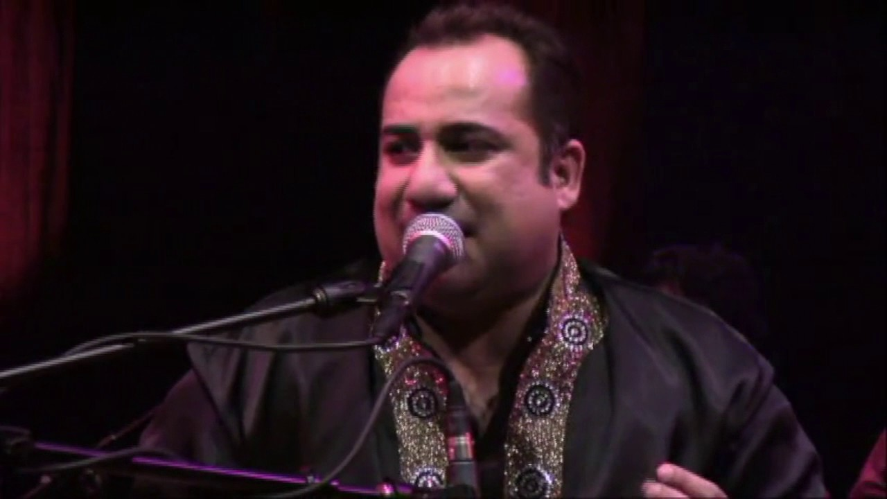 Akhiyan Udeek Diyan - Ustad Rahat Fateh Ali Khan Live Performance in Las Vegas, USA