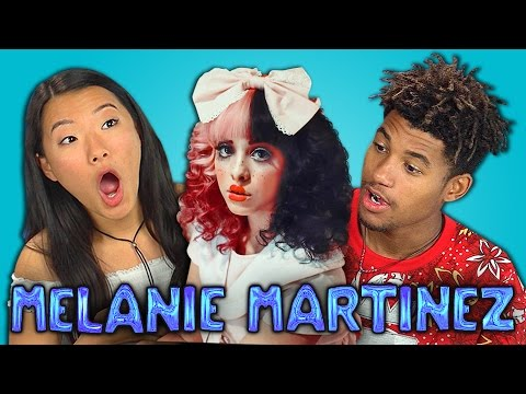 TEENS REACT TO MELANIE MARTINEZ