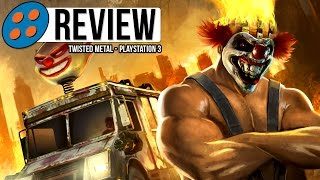 Twisted Metal (2012) Video Review