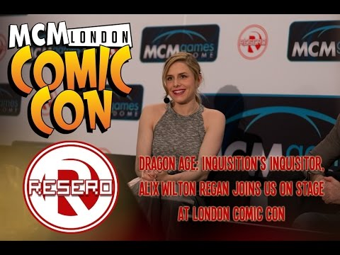 Let's Play Live  Dragon Age: Inquisition Jaws of Hakkon with Alix Wilton Regan, The Inquisitor
