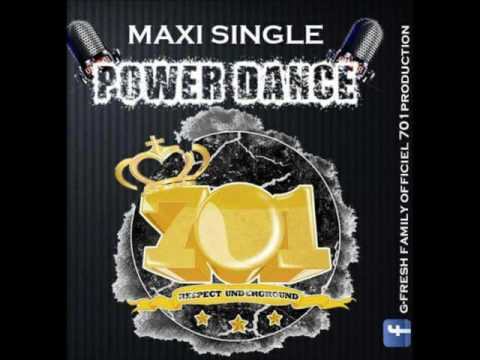 G-Fresh - POWER DANCE
