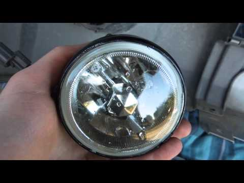 how to get condensation out of your head light, fog light, tail light and other car lights