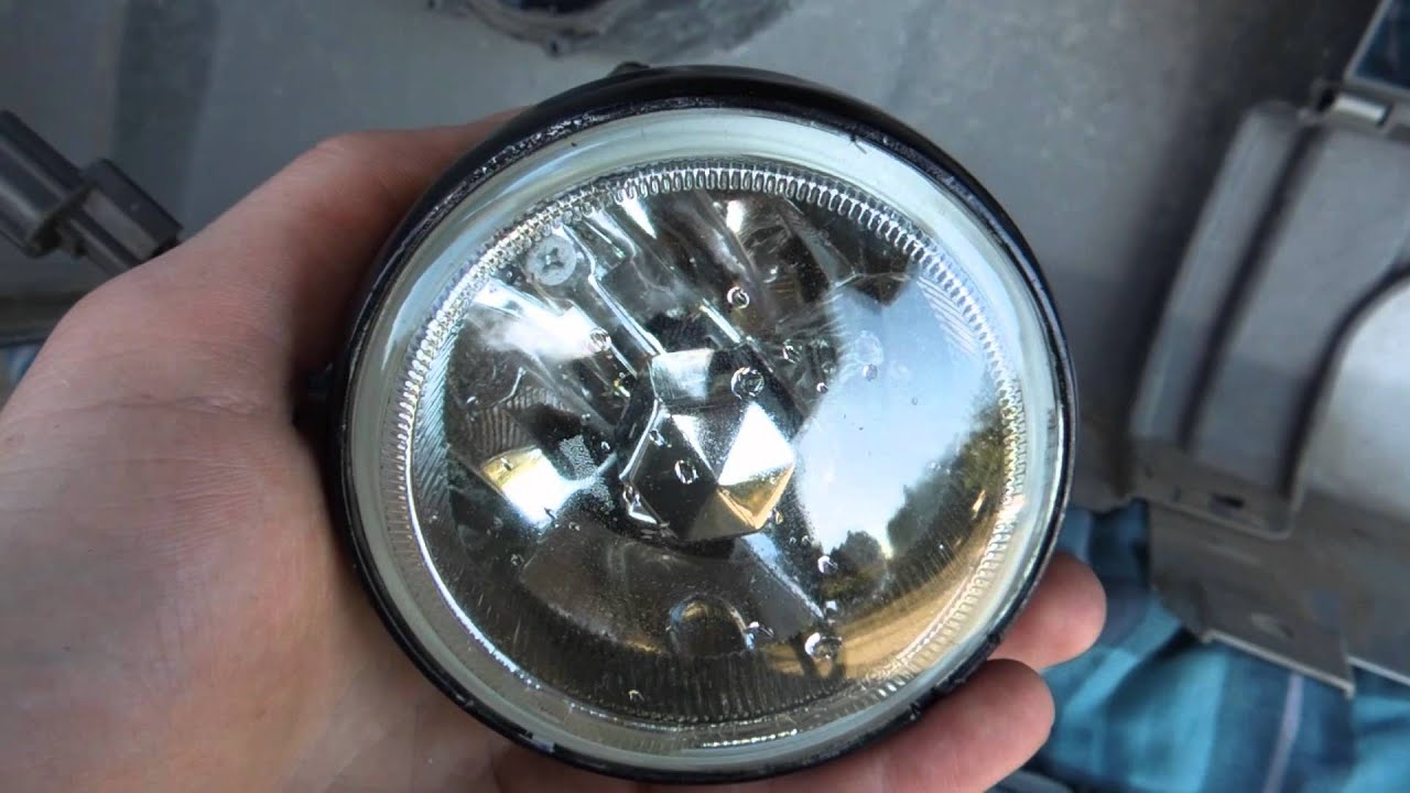 How To Get Condensation Out Of Your Head Light Fog Light