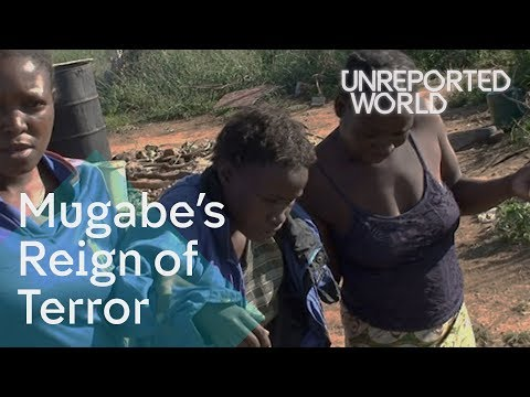 Mugabe's reign of terror | Unreported World