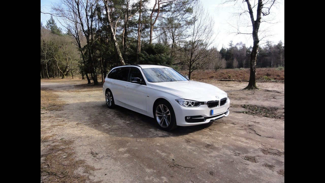 2013 Bmw 318d Touring Walkaround Youtube