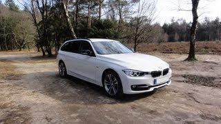 BMW 3 Series Sports Wagon 2013 Videos