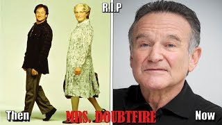 Mrs Doubtfire (1993) Cast Then And Now ★ 2019 (Before And After)