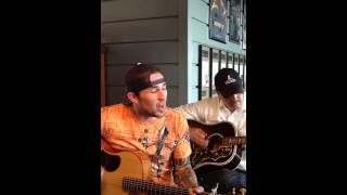 "Michael Ray & John Rich - First recording of a ""Dont Wake Me Up"""