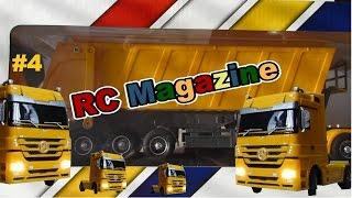 Mercedes Actros на радиоуправлении. Игрушечный грузовик на пульте.(, 2017-01-20T02:03:33.000Z)