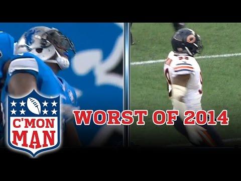 ESPN C'MON MAN! Worst of 2014