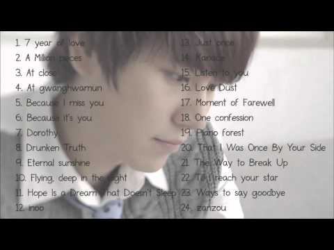 CHO KYUHYUN - HIT SONG