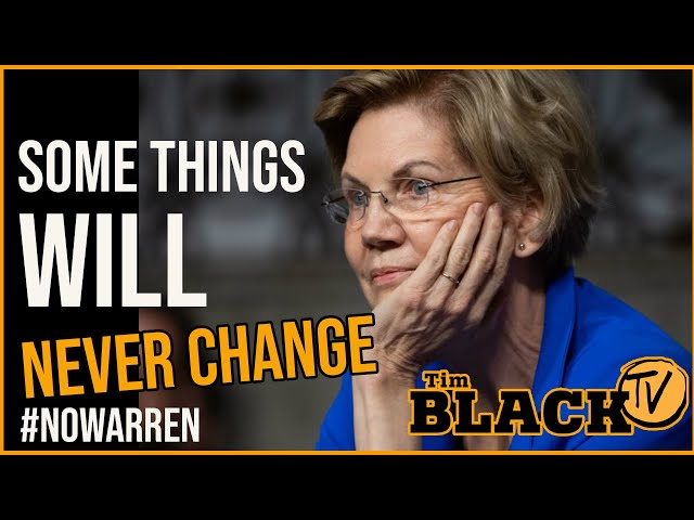 It's Time You Knew The Truth About Elizabeth Warren | Tim Black