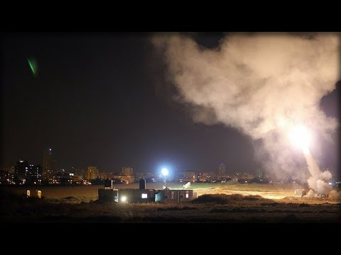 PENTAGON WANTS ITS OWN IRON DOME FOR BATTLEFIELD