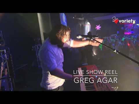 Greg Agar - Live Show Reel