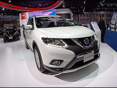 new crossover nissan x trail 2018 2019 youtube. Black Bedroom Furniture Sets. Home Design Ideas