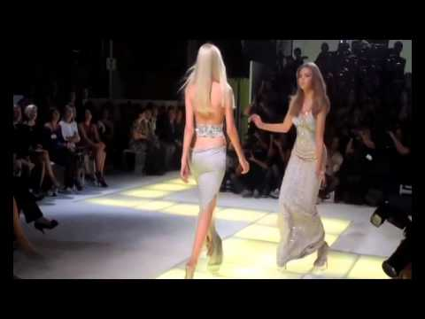 Lindsey Wixson FAIL compilation (Versace, Fashion for Relief...) HQ