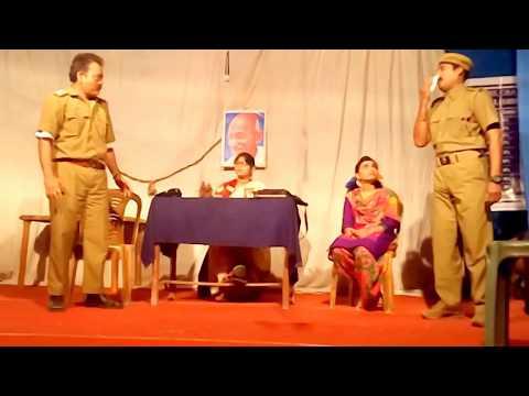 Funny Bangla Natok 2017   Re-fulsajya by SAMAY Group theatre