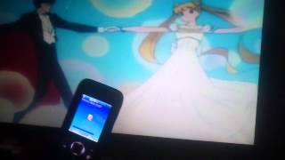 Nokia 2630 Sailor Moon Ringtones - Princess Moon (Compressed audio)