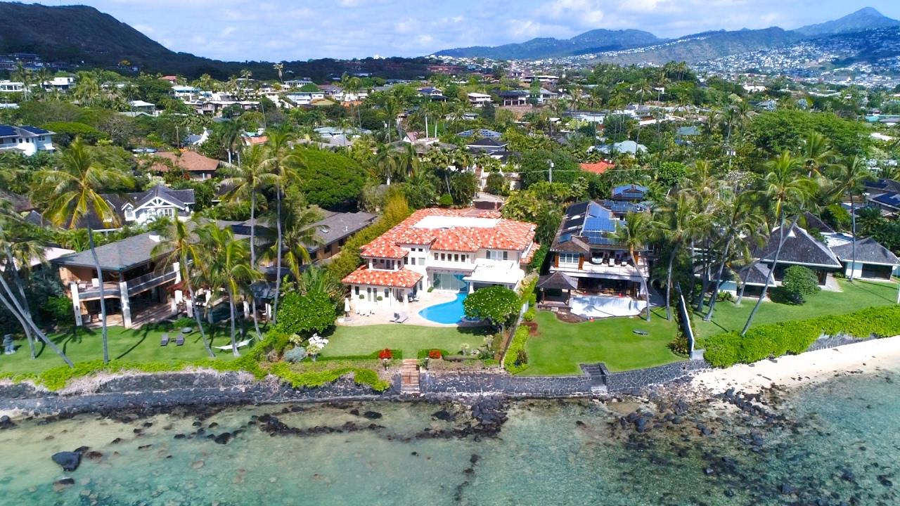 9 Most Expensive Homes Sold In Honolulu Hawaii Youtube