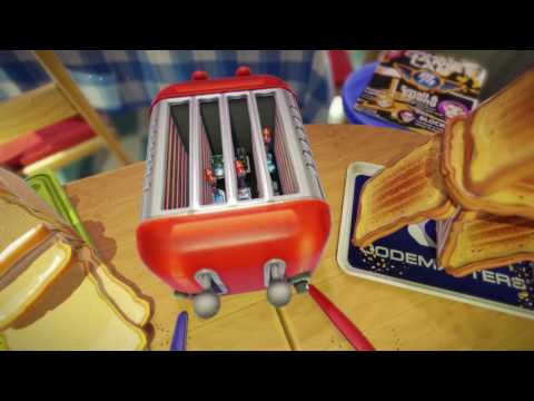 Micro Machines World Series | The Thrill of the Race! [FR]