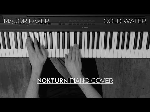 Major Lazer - Cold Water (feat. Justin Bieber & MØ) (Anirudh Remix) Diwali Edition (Piano Cover)