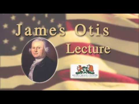The Ninth Annual James Otis Lecture - September 15, 2017