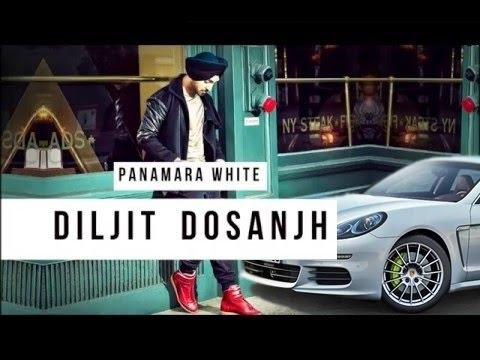 Panamera White Diljit Dosanjh ft Mickey Singh | Full Video | Latest Punjabi Song 2017