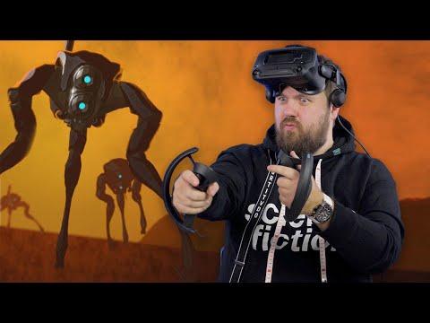 Распаковка Valve Index в ожидании Half-Life: Alyx. Что там с VR?