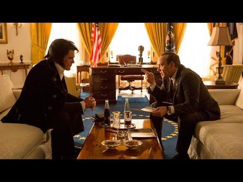 Elvis & Nixon reviewed by Mark Kermode