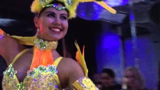 Veronika Lálová a André Negrao - Samba show