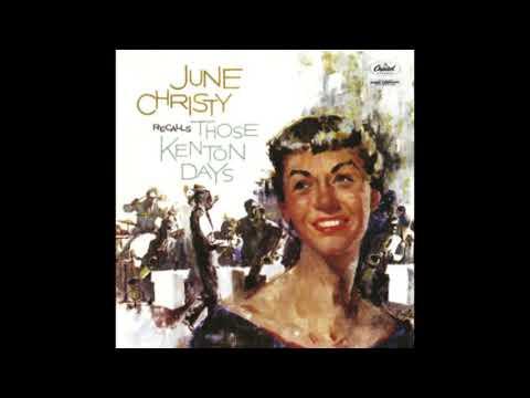 June Christy – Recalls Those Kenton Days (1959)