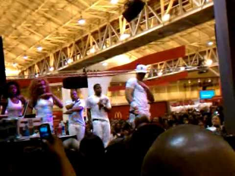 BBD doin there thing Essence 2010