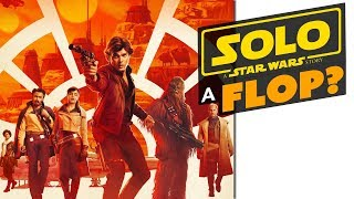SOLO is Going to FLOP? - Movie News