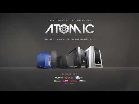 Atomic Gaming Systems - All new small form factor gaming PCs!