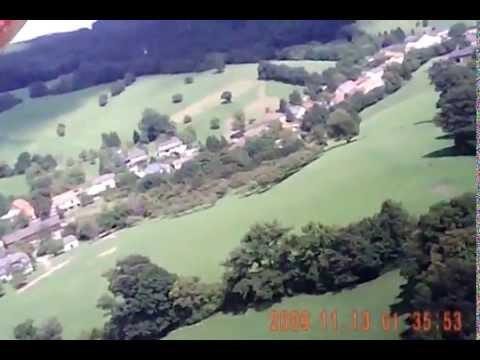 Modellflug Breitenfurt bei Wien 2(Video von ERKO)