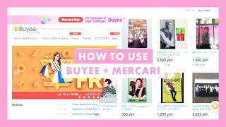 How to Buy Signed Albums + Merch off Japanese Sellers Using Mercari / Buyee ♡