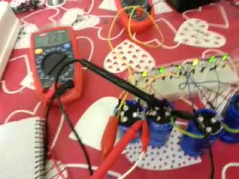 Charging A Supercapacitor With A Charge Controller Doovi