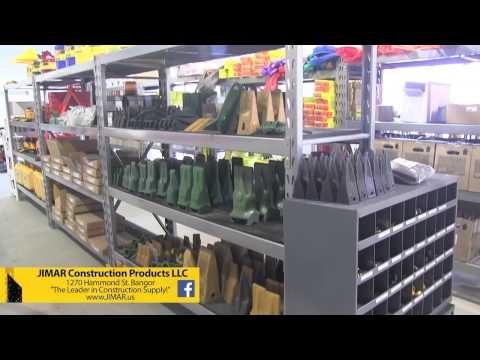 JIMAR CONSTRUCTION PRODUCTS: The Leader in Construction Supply 7 2015