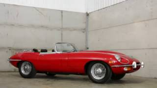 E-Type UK | 1968 Jaguar E-Type Series 1 4.2 OTS For Sale