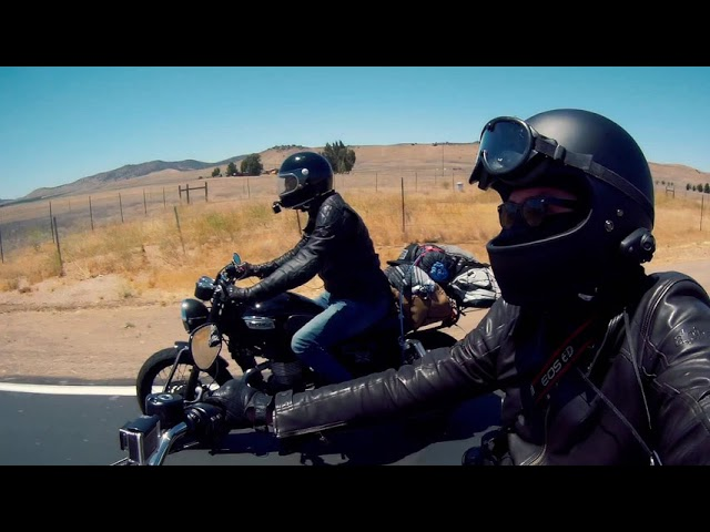 California on Harley Sportster 1200, EagleRider