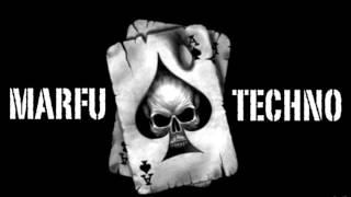 MARFU TECHNO DJ SET  PODCAST 20 JANUARY 2016