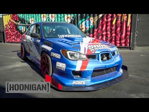 [HOONIGAN] DT 154: His and Hers Time Attack Turbo Subarus #SPACERACE