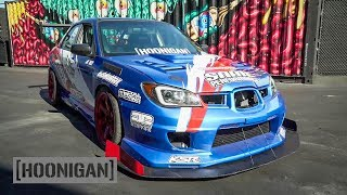 [HOONIGAN] DT 154: His and Hers Time Attack Turbo Subarus #SPACERACE thumbnail