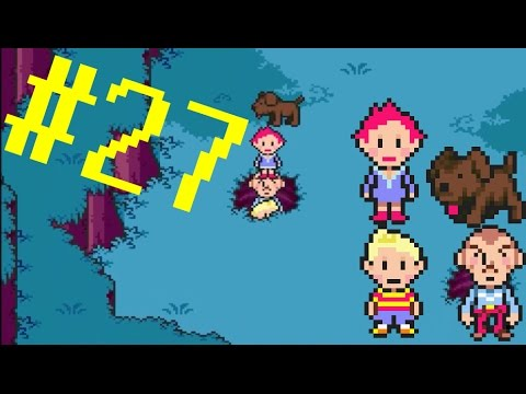 Let's Play Mother 3 Blind Ep 27: Falling Down Holes