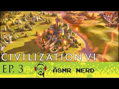 ASMR Whisper | Civilization VI Ep. 3